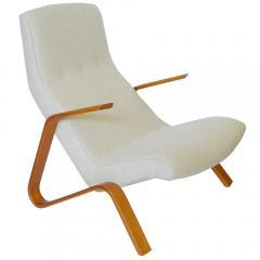 Eero Saarinen Early Eero Saarinen Grasshopper Chair Ottoman Knoll Associates 1946 - 296845