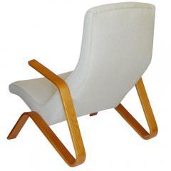 Eero Saarinen Early Eero Saarinen Grasshopper Chair Ottoman Knoll Associates 1946 - 296848