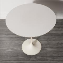 Eero Saarinen Early Eero Saarinen Round Tulip Side Table Knoll Model 160 USA 1957 - 982854