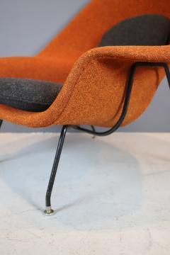 Eero Saarinen Eero Saarinen Early Womb Chair 1950s - 1570478