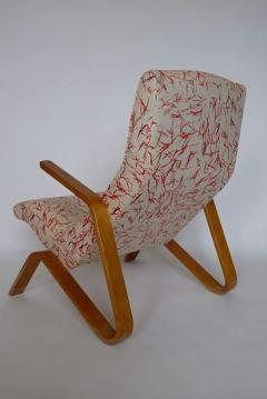 Eero Saarinen Eero Saarinen Grasshopper Chair With Vintage Knoll Fabric - 394107