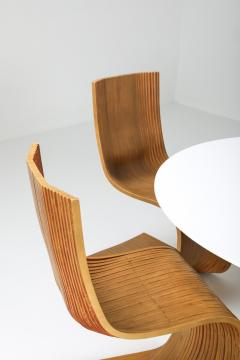 Eero Saarinen Eero Saarinen Tulip Dining Table for Knoll 1970s - 1248722
