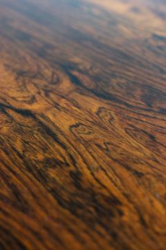 Eero Saarinen Eero Saarinen Tulip Table in rosewood and brushed aluminum 1956 - 2124999