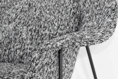 Eero Saarinen Eero Saarinen for Knoll Womb Chair and Ottoman - 1133065