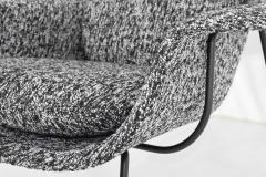 Eero Saarinen Eero Saarinen for Knoll Womb Chair and Ottoman - 1133067