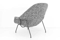 Eero Saarinen Eero Saarinen for Knoll Womb Chair and Ottoman - 1133068