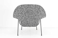 Eero Saarinen Eero Saarinen for Knoll Womb Chair and Ottoman - 1133069