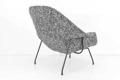 Eero Saarinen Eero Saarinen for Knoll Womb Chair and Ottoman - 1133071