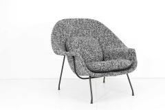 Eero Saarinen Eero Saarinen for Knoll Womb Chair and Ottoman - 1133072