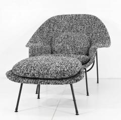 Eero Saarinen Eero Saarinen for Knoll Womb Chair and Ottoman - 1133073