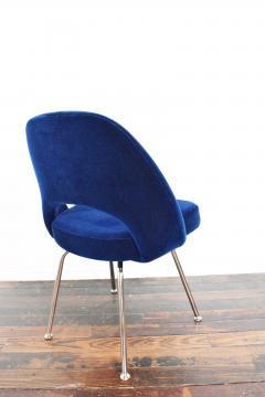 Eero Saarinen Knoll Eero Saarinen Armless Executive Chair 8 Available in Mohair - 1240005