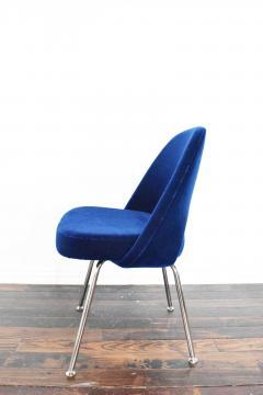 Eero Saarinen Knoll Eero Saarinen Armless Executive Chair 8 Available in Mohair - 1240012