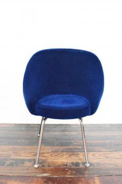 Eero Saarinen Knoll Eero Saarinen Armless Executive Chair 8 Available in Mohair - 1240013