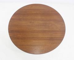 Eero Saarinen Mid Century Modern Walnut Top Coffee Table by Eero Saarinen for Knoll - 1148803