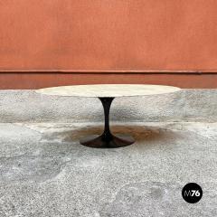 Eero Saarinen Round marble table mod Tulip by Eero Saarinen and produced by Knoll 1956 - 2135139