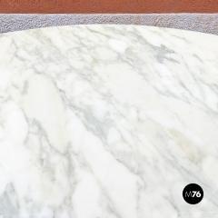 Eero Saarinen Round marble table mod Tulip by Eero Saarinen and produced by Knoll 1956 - 2135226
