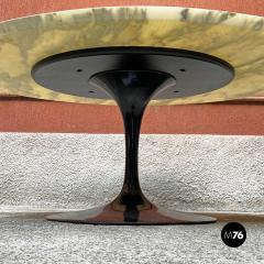 Eero Saarinen Round marble table mod Tulip by Eero Saarinen and produced by Knoll 1956 - 2135235