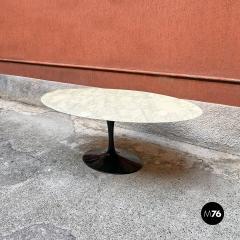 Eero Saarinen Round marble table mod Tulip by Eero Saarinen and produced by Knoll 1956 - 2135258