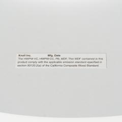 Eero Saarinen Saarinen Tulip Pedestal Coffee Table by Eero Saarinen for Knoll - 1707551