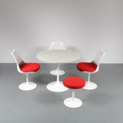Eero Saarinen Tulip Dining set by Eero Saarinen for Knoll International USA 1980 - 967030