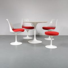 Eero Saarinen Tulip Dining set by Eero Saarinen for Knoll International USA 1980 - 967031