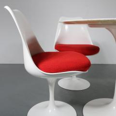 Eero Saarinen Tulip Dining set by Eero Saarinen for Knoll International USA 1980 - 967037