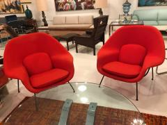 Eero Saarinen Womb chairs pair - 1674773