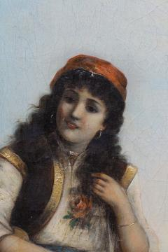 Egisto FERRONI Original Painting - 941604