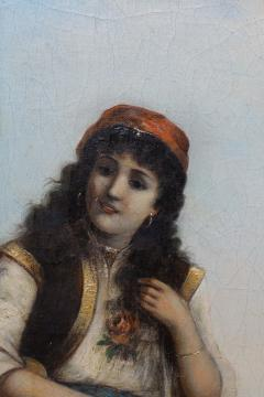 Egisto FERRONI Original Painting - 941605