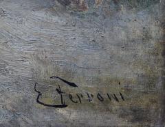 Egisto FERRONI Original Painting - 941607