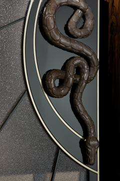 Egli Design Egle Mieliauskiene Black Snake Cabinet - 1124980