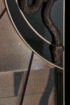 Egli Design Egle Mieliauskiene Black Snake Cabinet - 1124982
