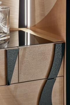 Egli Design Egle Mieliauskiene Black Snake Cabinet - 1124985