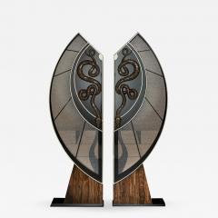Egli Design Egle Mieliauskiene Black Snake Cabinet - 1125581