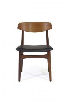 Eight Danish Teak Dining Chairs - 1247523