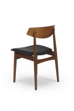Eight Danish Teak Dining Chairs - 1247524