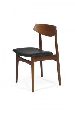 Eight Danish Teak Dining Chairs - 1247525