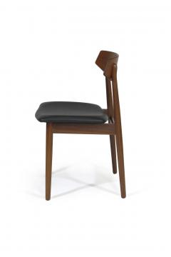 Eight Danish Teak Dining Chairs - 1247526