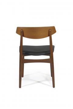 Eight Danish Teak Dining Chairs - 1247527