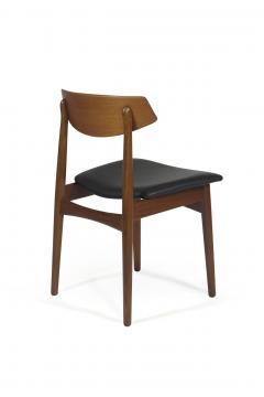 Eight Danish Teak Dining Chairs - 1247528