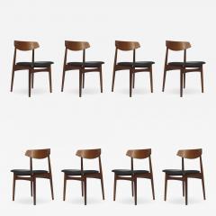 Eight Danish Teak Dining Chairs - 1249160