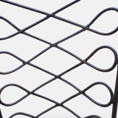 Eight Metal Chairs in the manner of Ren Prou - 1308395