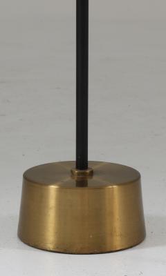 Einar Backstrom Scandinavian Floor Lamp in Metal and Brass by Einar B ckstr m - 1114794