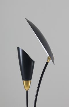 Einar Backstrom Scandinavian Floor Lamp in Metal and Brass by Einar B ckstr m - 1114801