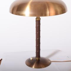 Einar Backstrom Table Lamp by Einar B ckstr m model 5013 circa 1940s  - 1544729