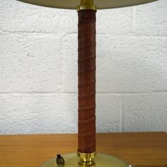 Einar Backstrom Table Lamp by Einar B ckstr m model 5013 circa 1940s  - 1544749
