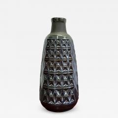 Einar Johansen Midcentury Danish Stoneware Vase by Einar Johansen for Soholm - 756720