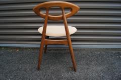Ejvind A Johansson Set of Four Teak Eye Chairs by Ejvind A Johansson for Ivan Gern M belfabrik - 1166149