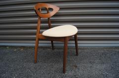 Ejvind A Johansson Set of Four Teak Eye Chairs by Ejvind A Johansson for Ivan Gern M belfabrik - 1166151