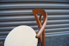 Ejvind A Johansson Set of Four Teak Eye Chairs by Ejvind A Johansson for Ivan Gern M belfabrik - 1166152